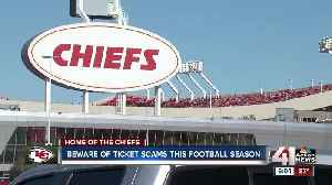 Chiefs fans hope NFL's digital ticketing system reduces scams [Video]
