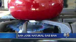 San Jose Considers Banning Natural Gas In New Construction [Video]