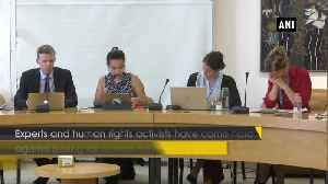 Experts raise issue of human rights violation by China in Tibet Xinjiang and Hong Kong [Video]