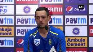 Playing IPL final my career biggest achievement Quinton De Kirk [Video]
