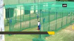 Team SOuth Africa sweats it out ahead of match [Video]