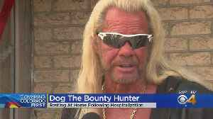 News video: Duane Chapman Resting Comfortably At Home After 'Heart Emergency'