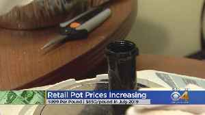 Average Market Rate For Retail Marijuana Bud Goes Up, State Says [Video]