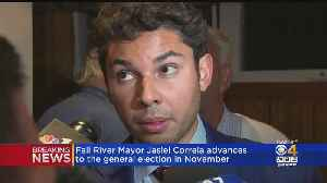 Fall River Mayor Advances To General Election [Video]