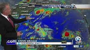 A look at the Tropics - 9/17/19 [Video]