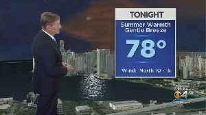 CBSMiami.com Weather 9-17-19 11PM [Video]