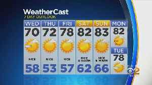 New York Weather: CBS2 9/17 Nightly Forecast at 11PM [Video]