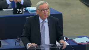 Jean-Claude Juncker: Risk of a no-deal remains real [Video]