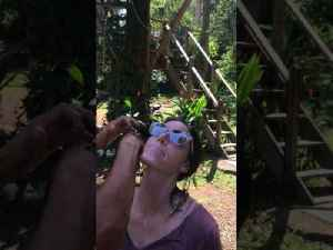 Woman Lets Tarantula Crawl on Her Face [Video]