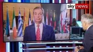 Farage: Luxembourg PM 'mocked our country' [Video]