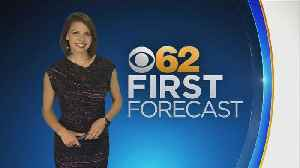 First Forecast Weather September 18, 2019 (This Morning) [Video]