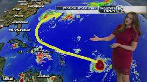Tropical storm Jerry forms in the Atlantic; Imelda bringing heavy rains to Texas [Video]