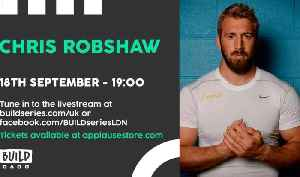 Live From London - Chris Robshaw [Video]
