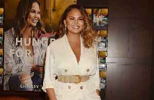 Chrissy Teigen accidentally posts email online and speaks to 'nice stranger' [Video]