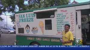 Logan Square Shows The Love When Ice Cream Man Falls On Hard Times [Video]