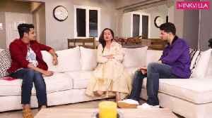 Sooraj Pancholi and Zarina Wahab's emotional chat on his struggles and Salman Khan No More Secrets [Video]