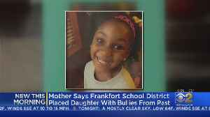 Mom Organizes Protest, Says School Put Her Daughter Back In Class With Bullies [Video]