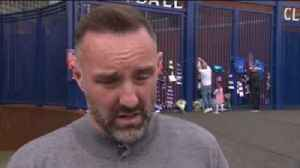 Boyd: Ricksen looked after me at Ibrox [Video]