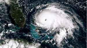 Hurricane Humberto Becomes Category 3 Storm [Video]