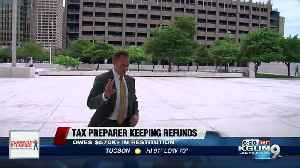 Tax preparer sentenced to 3 years in prison [Video]