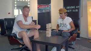 'I Used To Play Centre-Half, But I'm Rubbish!' Retro Games with Freddie Flintoff [Video]