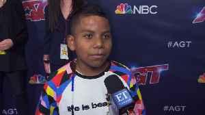 Tyler Butler-Figueroa On Having Beyonce's Blessing [Video]