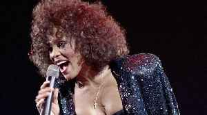 Whitney Houston Hologram Tour to Launch in 2020 [Video]