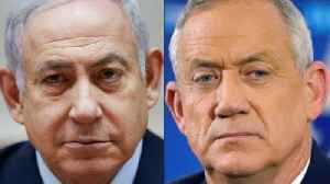 News video: Israel Election Heads for Deadlock Between Netanyahu and Gantz