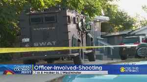 Westminster Police Shoot Man With Gun [Video]