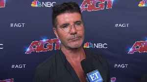 Simon Cowell Reacts To Tyler Butler-Figueroa's 'AGT' Finals Performance [Video]