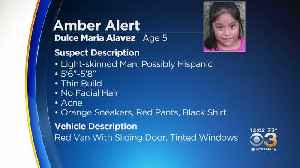 Search Continues For 5-Year-Old Dulce Alavez [Video]
