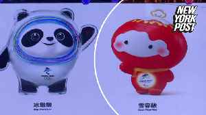 China reveals 2022 Winter Olympics mascots in elaborate ceremony [Video]