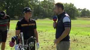Hovland excited for Ryder Cup challenge [Video]