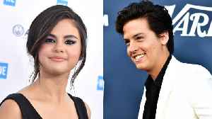 Selena Gomez Finally RESPONDS To Childhood Crush Cole Sprouse's Comment! [Video]