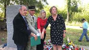 Ceremony honours fallen US soldiers in all-but-forgotten WWII battle [Video]