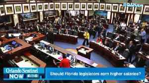 Higher salaries for Florida legislators? It might have merit [Video]
