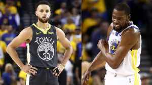 Steph Curry Responds To KD's Comments On GS Team Culture & How He Was NOT Accepted By Warriors Fans [Video]