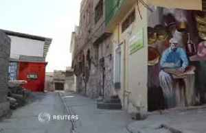 Young artists are splashing color back onto Mosul [Video]