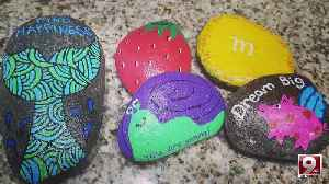 Join the search! How one local group is spreading kindness in Tucson one rock at a time [Video]