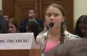 Thunberg to Congress: 'Listen to the scientists' [Video]