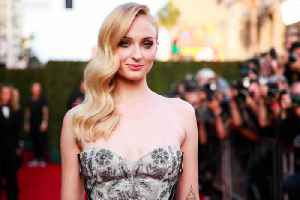 Sophie Turner Wants to Help Those 'Struggling With Self-Worth' [Video]
