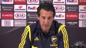 News video: Emery wary of Frankfurt threat
