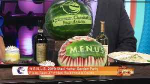 'M.E.N.U.S. Gala' For The Epicurean Charitable Foundation [Video]