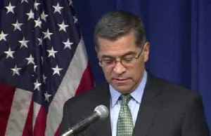 Can't afford to backslide on climate change: Becerra [Video]