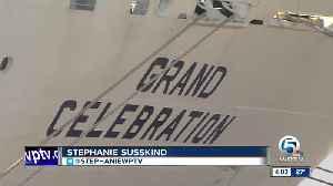 Grand Celebration cruise ship returns from Bahamas [Video]