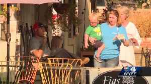 Vacationers flock to an Upstate city [Video]