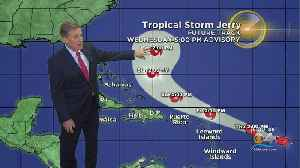 Tracking The Tropics 9-18-19 5PM [Video]