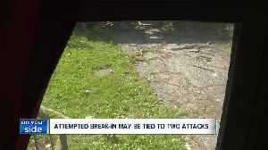Third home in same area struck by prowler this month [Video]