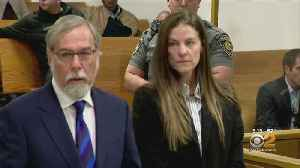Michelle Troconis In Court In Missing Mother Case [Video]