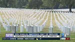 Saluting Branches honors Baltimore veterans [Video]